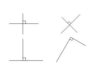垂直と平行: レッツスタディー